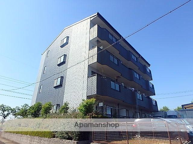 愛知県名古屋市天白区の築22年 4階建の賃貸マンション