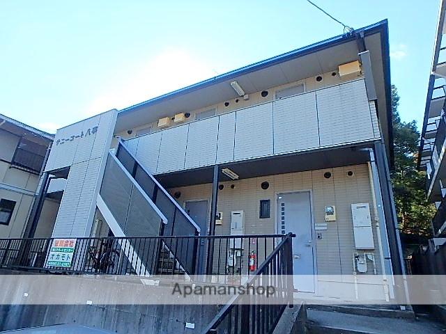 愛知県名古屋市天白区、塩釜口駅徒歩10分の築22年 2階建の賃貸アパート