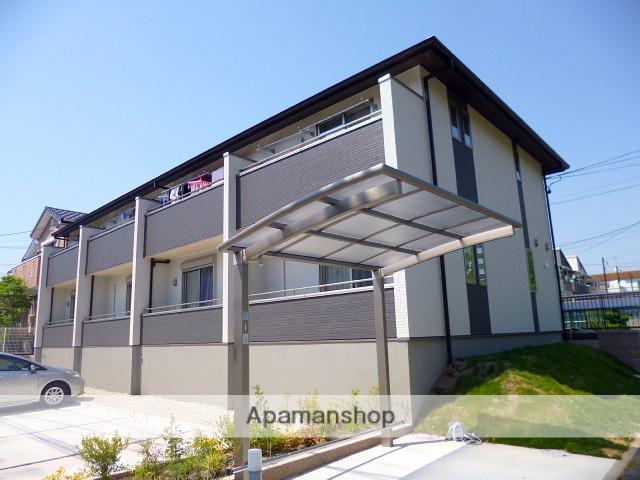 愛知県名古屋市天白区の築2年 2階建の賃貸アパート