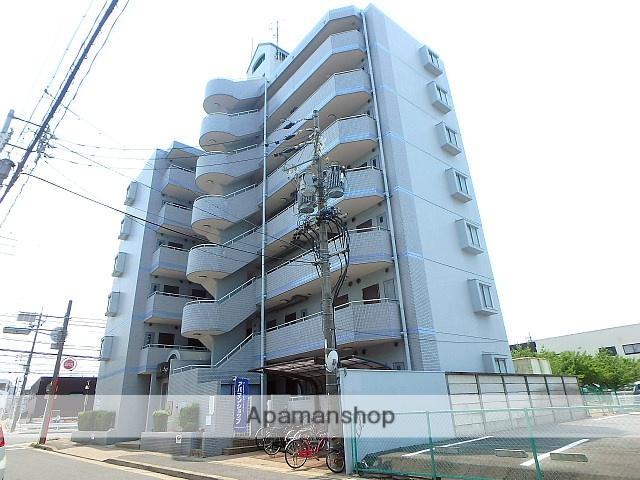 愛知県名古屋市天白区、植田駅徒歩18分の築26年 7階建の賃貸マンション