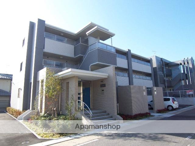 愛知県名古屋市天白区、植田駅徒歩8分の築6年 3階建の賃貸マンション