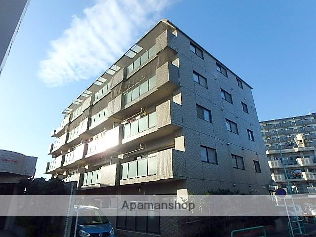 愛知県名古屋市天白区、原駅徒歩8分の築22年 5階建の賃貸マンション