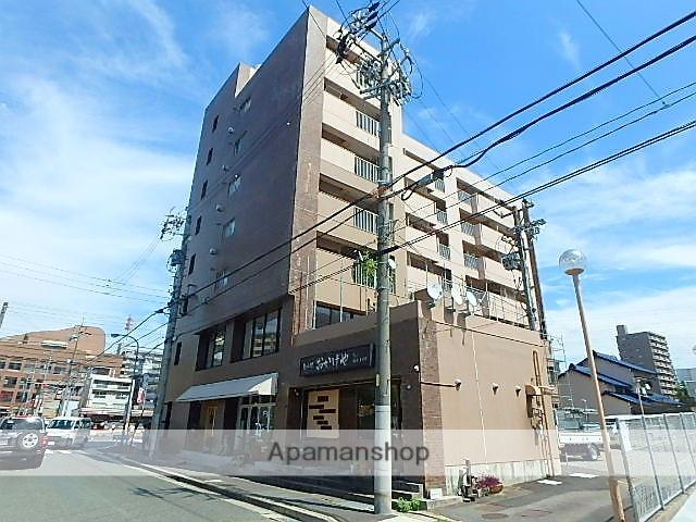 愛知県名古屋市天白区、植田駅徒歩13分の築38年 7階建の賃貸マンション