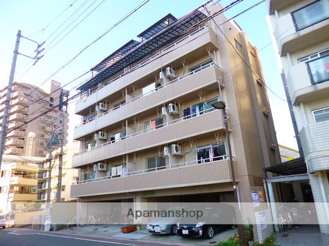 愛知県名古屋市天白区、原駅徒歩3分の築20年 6階建の賃貸マンション