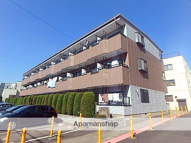 愛知県名古屋市天白区、星ヶ丘駅市バスバス22分植田下車後徒歩6分の築17年 3階建の賃貸マンション