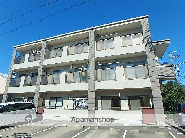 愛知県名古屋市天白区、原駅徒歩15分の築20年 3階建の賃貸マンション