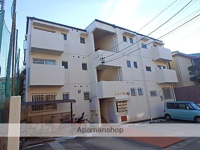 愛知県名古屋市天白区、原駅徒歩23分の築29年 3階建の賃貸マンション