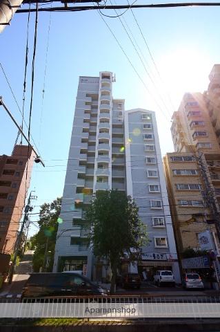 愛知県名古屋市天白区、塩釜口駅徒歩4分の築26年 14階建の賃貸マンション