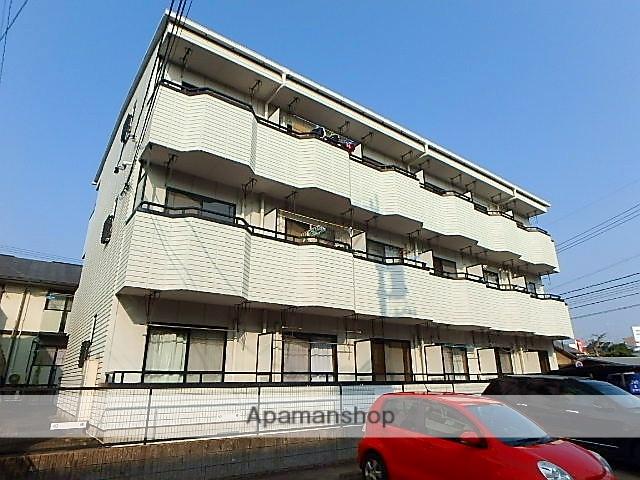 愛知県名古屋市天白区、塩釜口駅徒歩15分の築18年 3階建の賃貸マンション