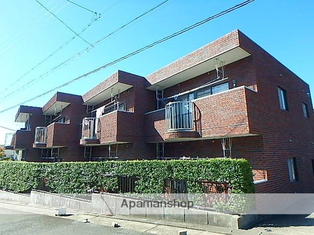 愛知県名古屋市天白区、塩釜口駅徒歩17分の築26年 2階建の賃貸マンション