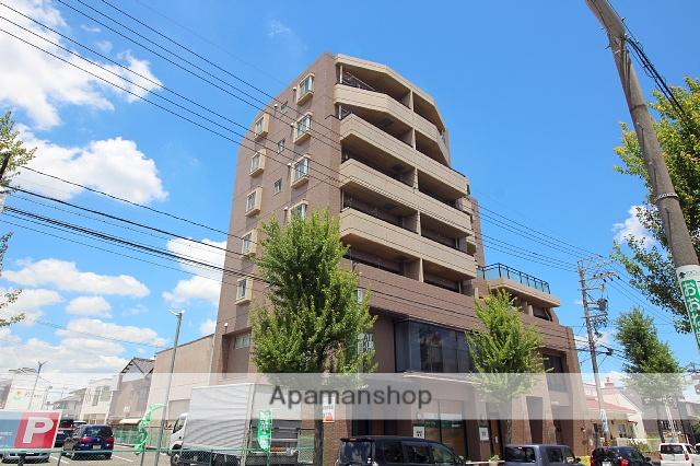 愛知県名古屋市天白区、相生山駅徒歩17分の築21年 7階建の賃貸マンション