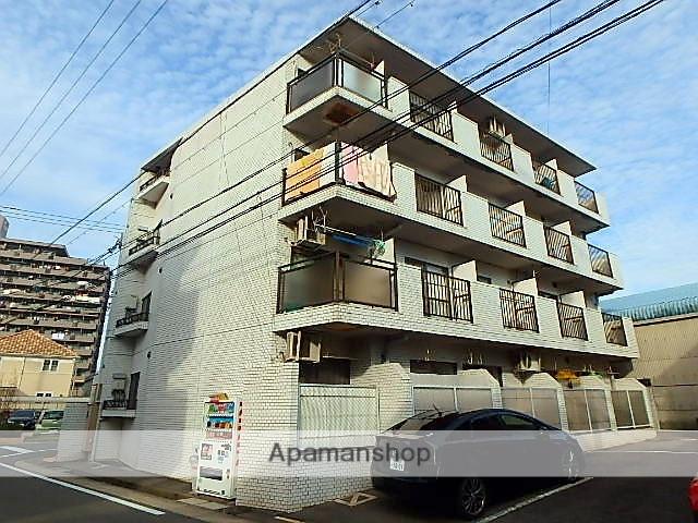 愛知県名古屋市天白区、植田駅徒歩8分の築29年 4階建の賃貸マンション