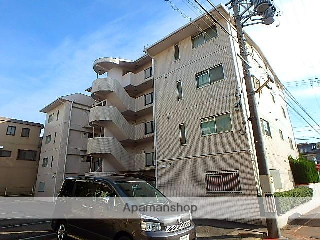 愛知県名古屋市天白区、植田駅徒歩9分の築29年 5階建の賃貸マンション