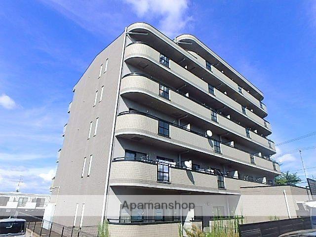 愛知県名古屋市天白区、植田駅徒歩15分の築17年 6階建の賃貸マンション