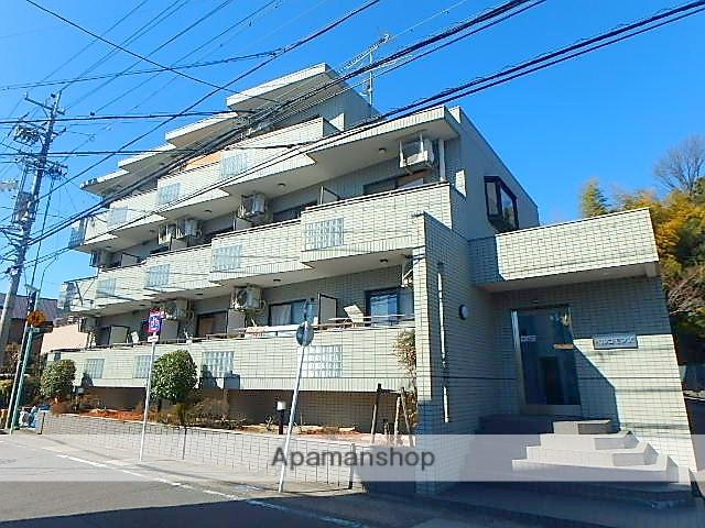 愛知県名古屋市天白区、塩釜口駅徒歩3分の築22年 3階建の賃貸マンション