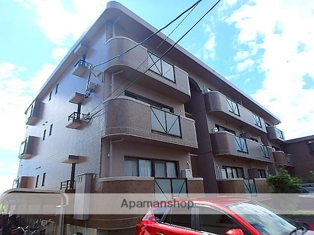 愛知県名古屋市天白区、八事駅徒歩15分の築23年 3階建の賃貸マンション