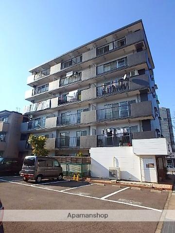 愛知県名古屋市天白区、原駅徒歩15分の築33年 6階建の賃貸マンション