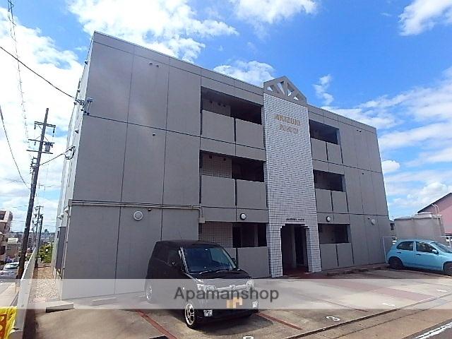 愛知県名古屋市天白区、植田駅徒歩13分の築26年 3階建の賃貸マンション