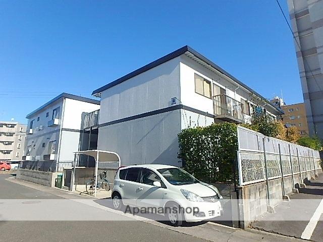 愛知県名古屋市天白区、原駅徒歩8分の築31年 2階建の賃貸アパート