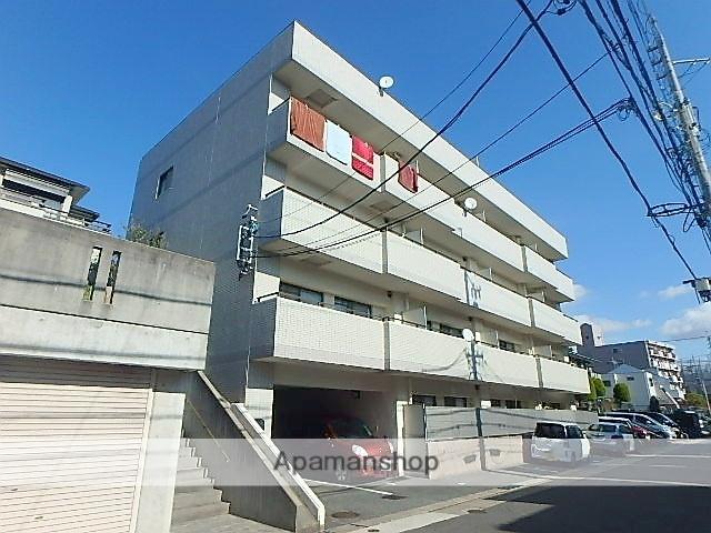 愛知県名古屋市天白区、植田駅徒歩13分の築27年 5階建の賃貸マンション