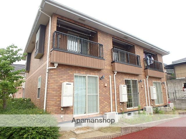 愛知県名古屋市天白区、植田駅徒歩10分の築11年 2階建の賃貸テラスハウス