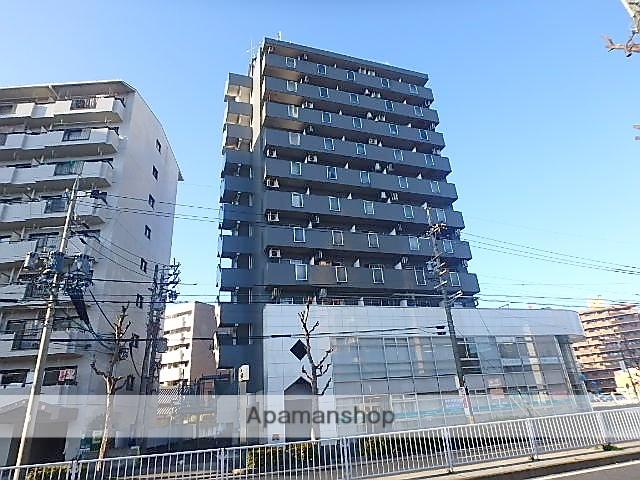 愛知県名古屋市天白区、原駅徒歩3分の築27年 11階建の賃貸マンション