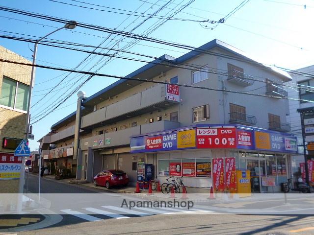 愛知県名古屋市天白区、塩釜口駅徒歩1分の築36年 3階建の賃貸マンション