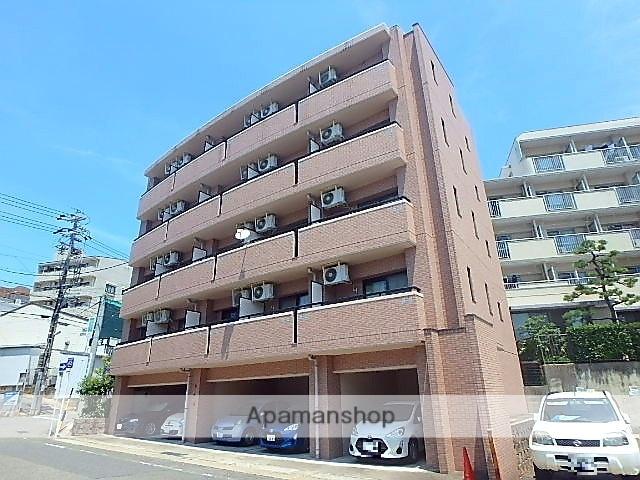 愛知県名古屋市天白区、塩釜口駅徒歩1分の築17年 5階建の賃貸マンション