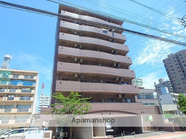 愛知県名古屋市天白区、植田駅徒歩12分の築18年 8階建の賃貸マンション