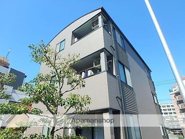 愛知県名古屋市天白区、塩釜口駅徒歩6分の築19年 4階建の賃貸マンション