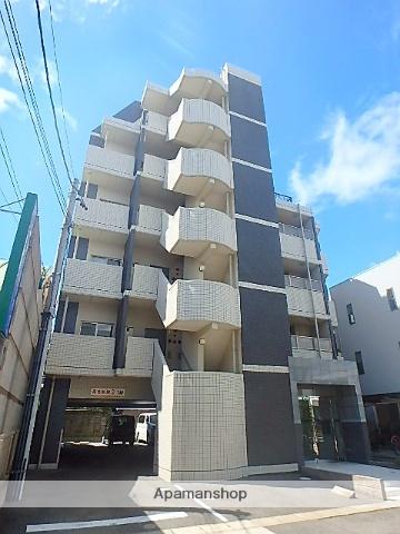 愛知県名古屋市天白区、塩釜口駅徒歩8分の築7年 6階建の賃貸マンション