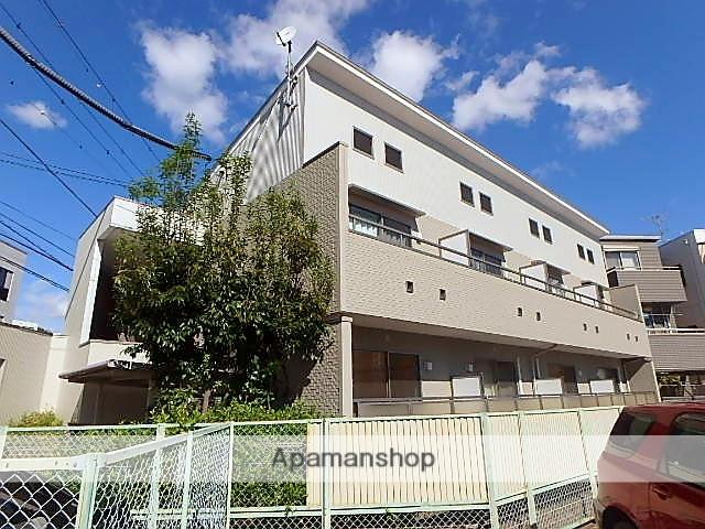 愛知県名古屋市天白区、八事駅徒歩19分の築10年 2階建の賃貸アパート
