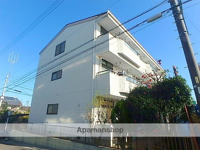 愛知県名古屋市天白区、原駅徒歩12分の築27年 3階建の賃貸マンション