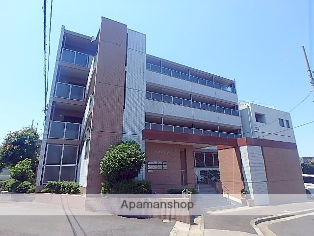 愛知県名古屋市天白区の築13年 4階建の賃貸マンション