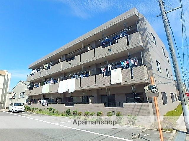 愛知県名古屋市天白区、植田駅徒歩11分の築19年 3階建の賃貸マンション