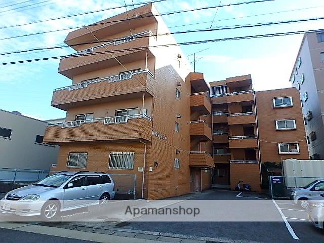 愛知県名古屋市天白区、植田駅徒歩6分の築32年 5階建の賃貸マンション
