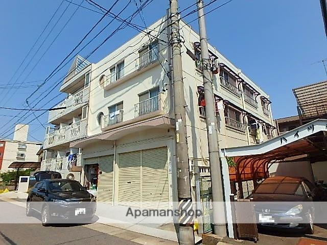愛知県名古屋市天白区、塩釜口駅徒歩4分の築33年 3階建の賃貸マンション