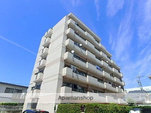愛知県名古屋市天白区、原駅徒歩6分の築29年 7階建の賃貸マンション