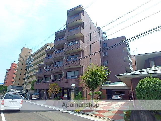 愛知県名古屋市天白区、塩釜口駅徒歩11分の築23年 6階建の賃貸マンション