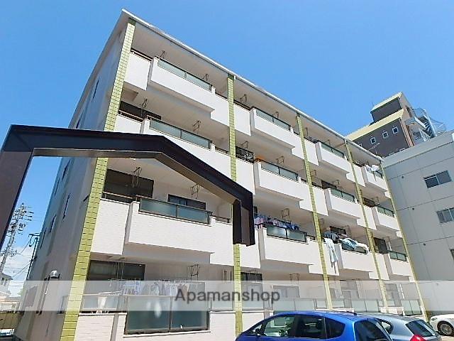 愛知県名古屋市天白区、平針駅徒歩2分の築28年 4階建の賃貸マンション