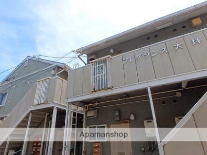 愛知県名古屋市天白区、塩釜口駅徒歩6分の築27年 2階建の賃貸アパート