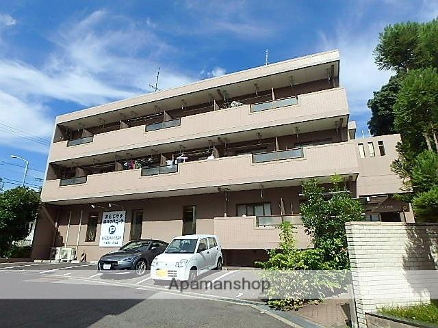 愛知県名古屋市天白区、八事駅徒歩7分の築24年 3階建の賃貸マンション