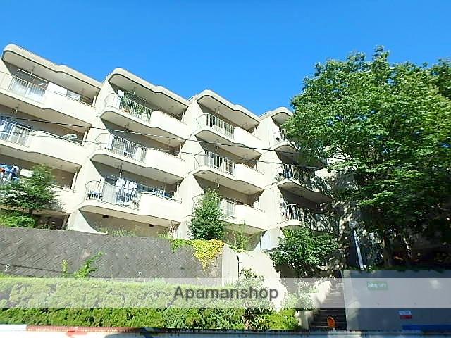 愛知県名古屋市天白区、八事駅徒歩8分の築38年 3階建の賃貸マンション