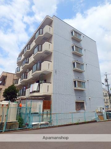 愛知県名古屋市天白区、植田駅徒歩7分の築30年 5階建の賃貸マンション