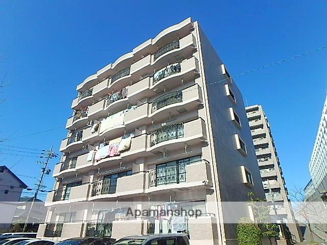 愛知県名古屋市天白区、原駅徒歩7分の築18年 6階建の賃貸マンション
