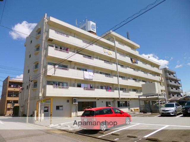 愛知県名古屋市天白区、塩釜口駅徒歩15分の築40年 6階建の賃貸マンション
