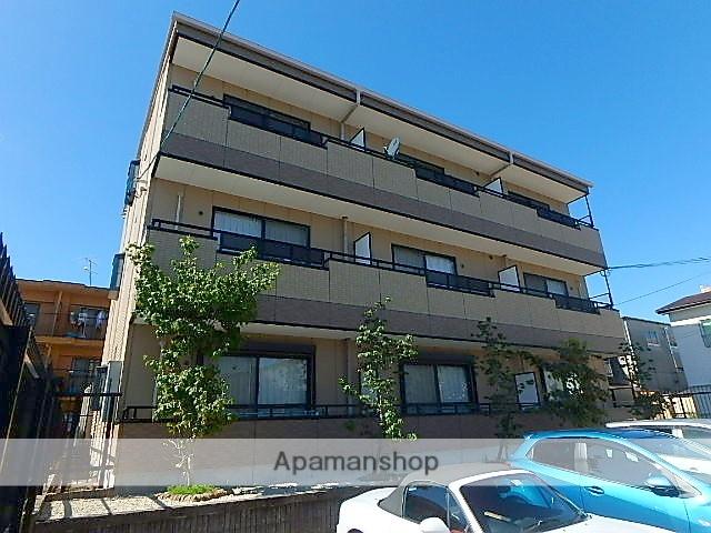 愛知県名古屋市天白区、植田駅徒歩13分の築12年 3階建の賃貸マンション