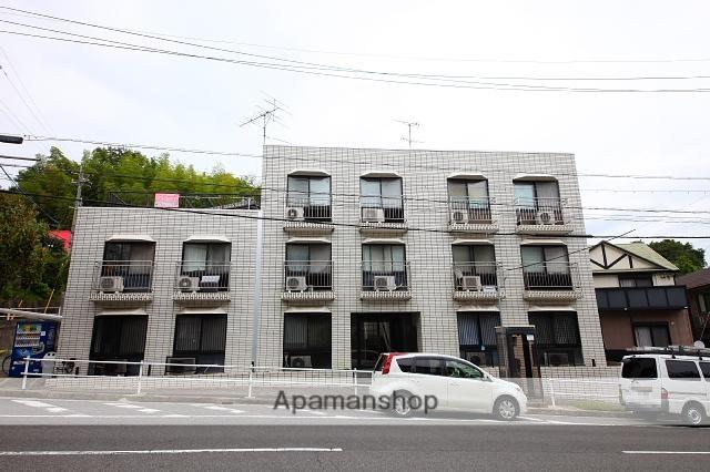 愛知県名古屋市天白区、塩釜口駅徒歩9分の築27年 3階建の賃貸マンション