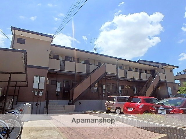 愛知県名古屋市天白区、原駅徒歩11分の築22年 2階建の賃貸アパート