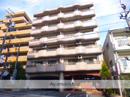 愛知県名古屋市天白区、八事駅徒歩7分の築28年 6階建の賃貸マンション